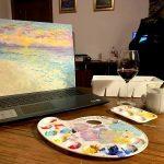 cursuri de artă online, pandemie, cursuri online